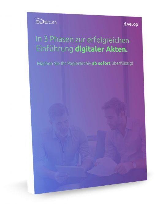 Whitepaper Digitale Akte im DMS
